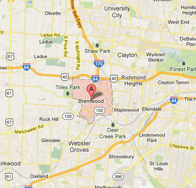 Appliance Repairs In Brentwood Mo Map Service Coverage Areas