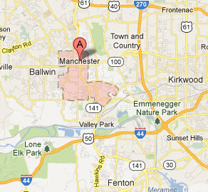 Appliance Repairs In Manchester Mo Service Map Areas