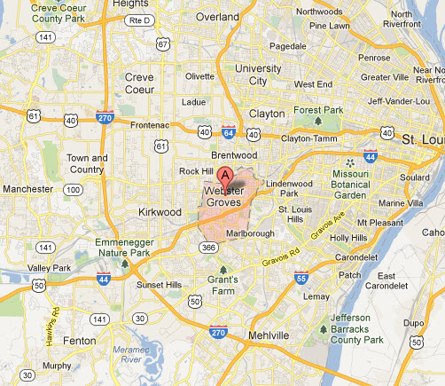 Appliance Repair In Wildwood Mo Map Service Coverage Areas
